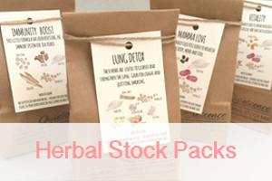 Herbal Stock Packs