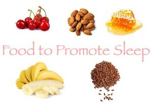 Food to promote sleep