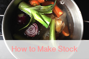 how to make stock link