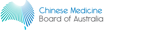 Phoebe Noble Chiense MEdicne Board of Australia